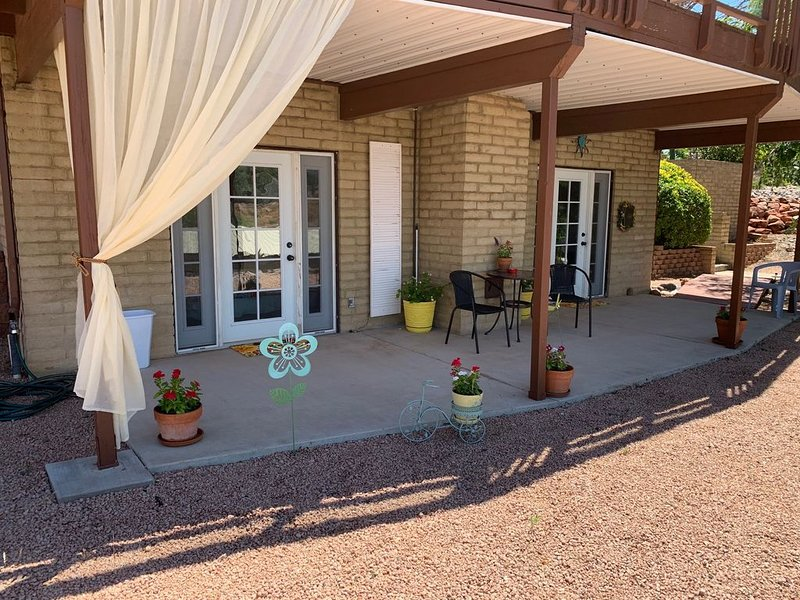 Quiet Private Hideaway, holiday rental in Cottonwood