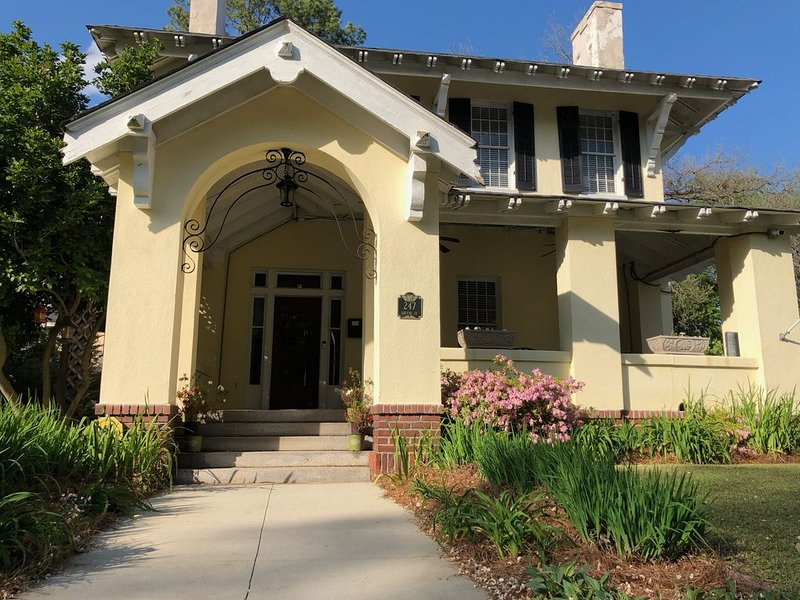 Historic Sancken Home, casa vacanza a Augusta