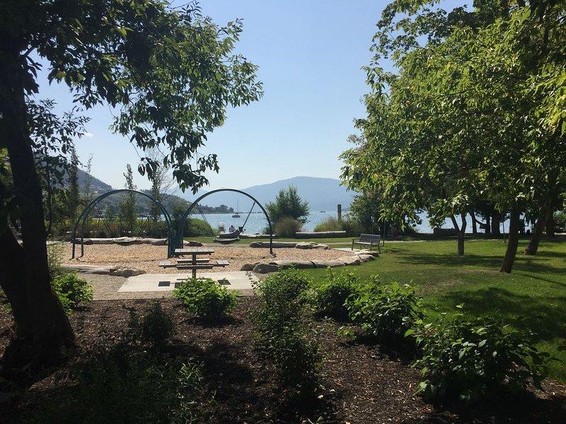 Aire de jeux du parc Lakeshore