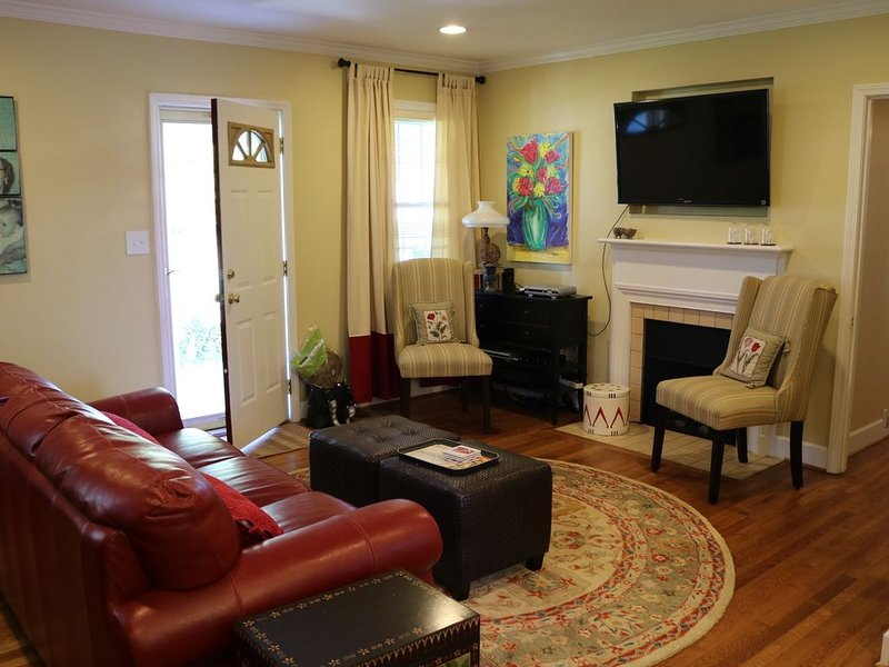 Cottage on Hackberry Circle, vacation rental in Tuscaloosa