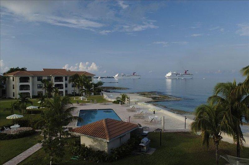 George Town Villas - Beautiful Ocean Front Condominium, vacation rental in George Town