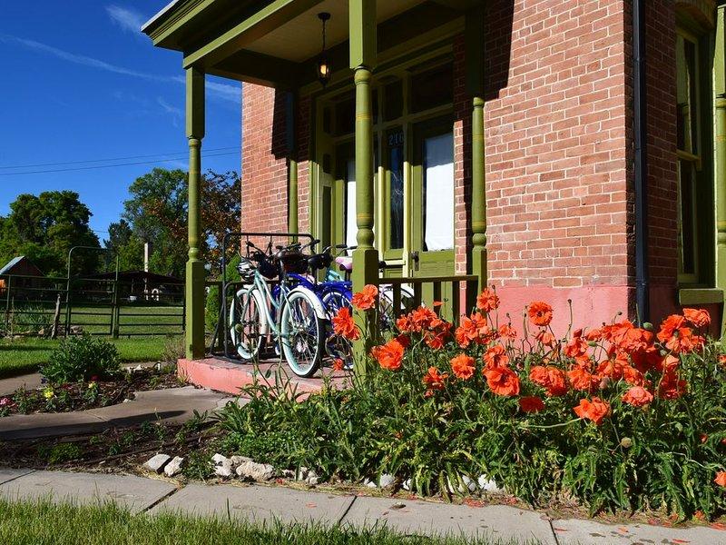 The Historic Osborne Inn in Spring City, Utah, casa vacanza a Fairview
