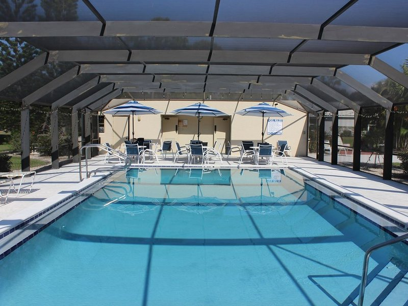 A Soul Oasis condo with privacy, holiday rental in Bokeelia