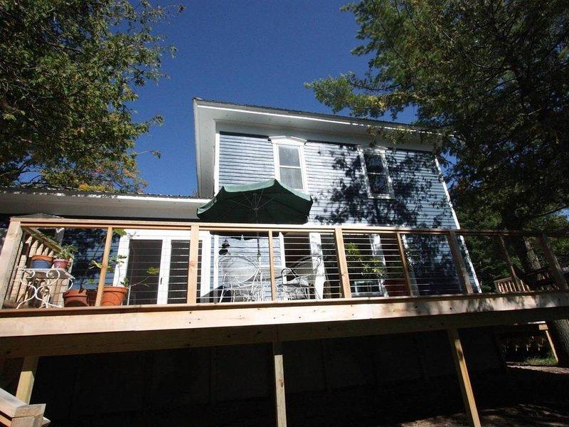 Stewart's Folie on Lake Charlevoix, casa vacanza a Charlevoix