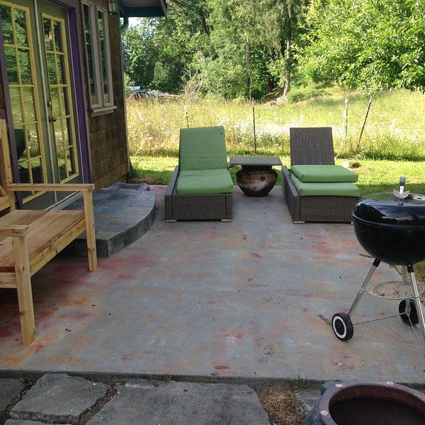 The Pottery at Reverie Gardens, vacation rental in Sequim