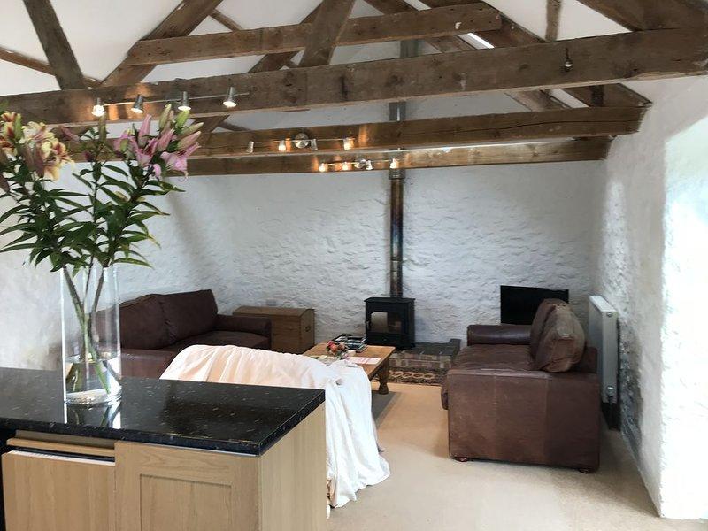The Old Cart Linney Farm Cottage - Helston Lizard / Falmouth fairytale  beaches, location de vacances à Constantine