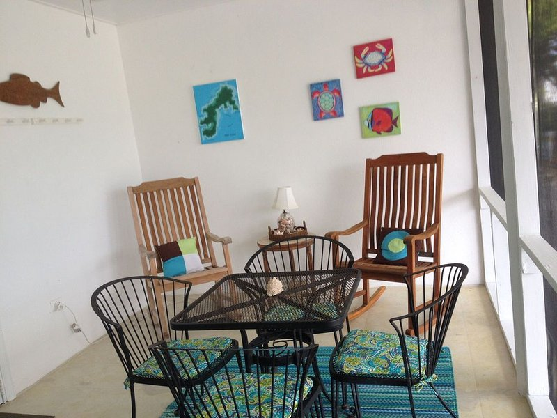 Casa Blanca Villa Guest Suite—Paradise Found!, holiday rental in Water Island