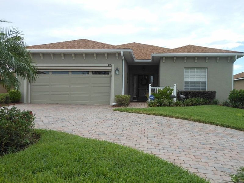 55+ community, Sleeps 6-8, Minimum monthly rental, Pets Considered, holiday rental in Lake Wales