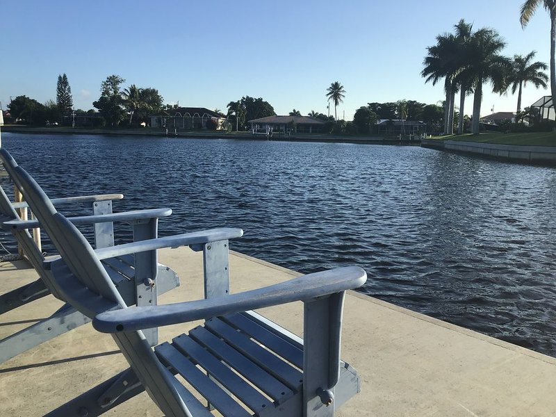 Waterfront Canal Home - Easy access to Gulf, casa vacanza a Punta Gorda