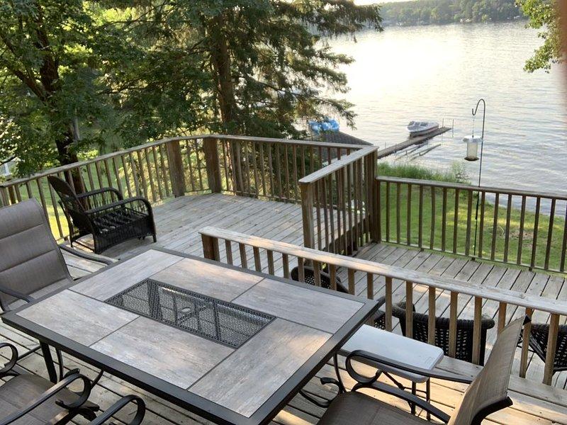 Lake life is Calling, holiday rental in Balsam Lake