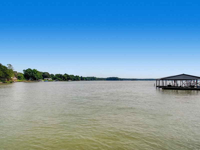 Long range Lake Norman Views from dock!