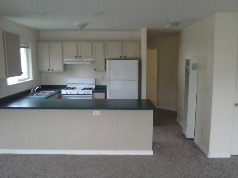 2 full baths, dining room, living room, full kitchen with breakfast bar., holiday rental in Hiouchi