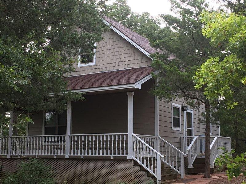 The Cabin (whole house), alquiler de vacaciones en Caldwell