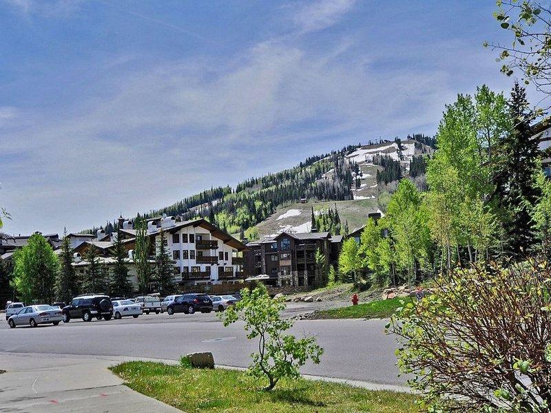 Silver Lake Village and Bald Mountain