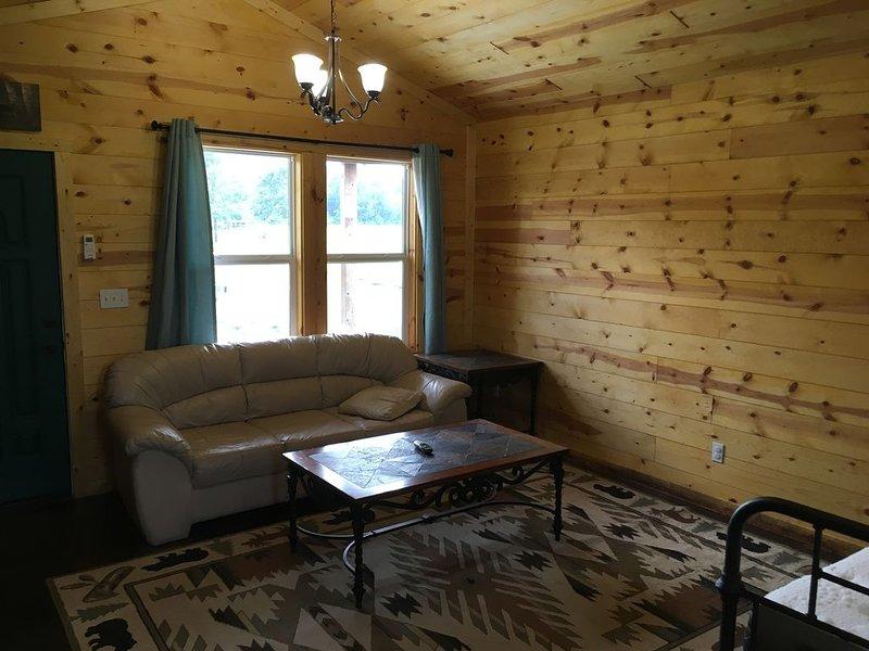 Cabin on the Ridge**, aluguéis de temporada em Coal Hill