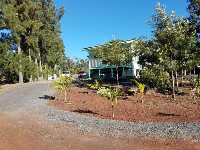 Our Property Is Very Peaceful, Quiet And Unique And It's In A Good Location, vacation rental in Ocean View