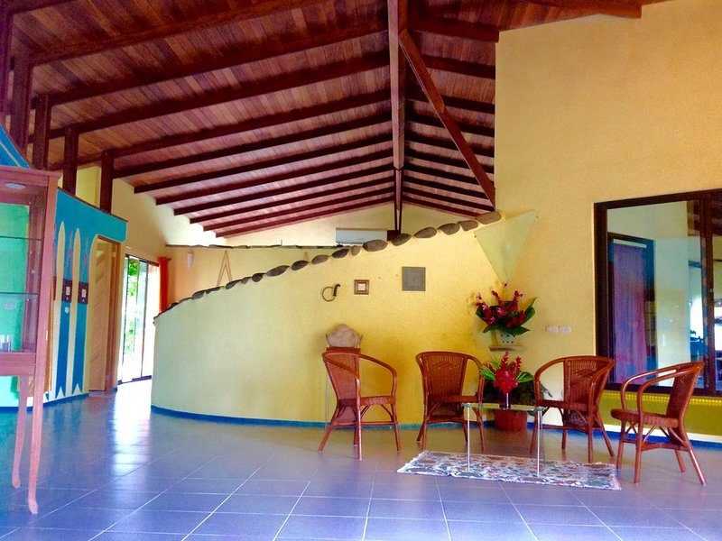 Best location, nature and art, holiday rental in Province of Alajuela