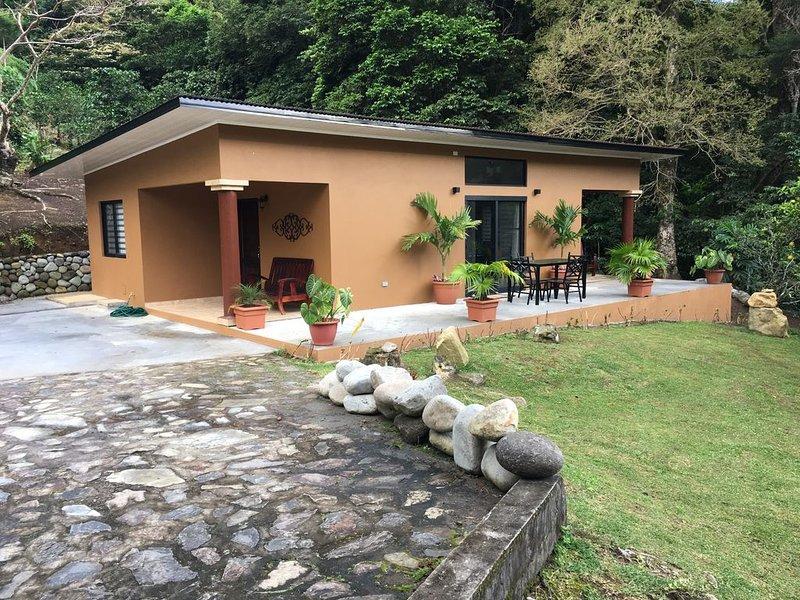 Luxury Casita Caramelo in Jaramillo Arriba, alquiler vacacional en Caldera