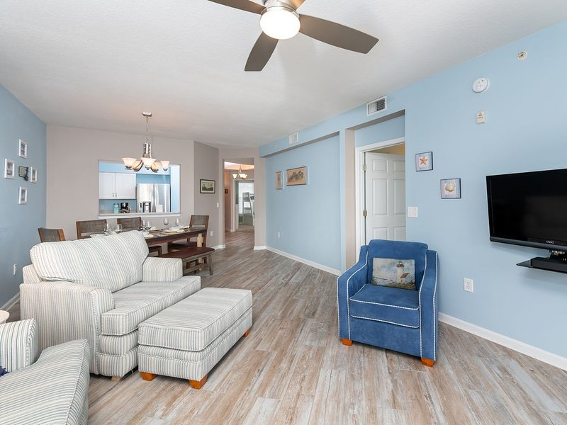 The Palmetto Skipper - 3 Bedrooms Steps from St. Augustine Beach, vacation rental in Saint Augustine Beach