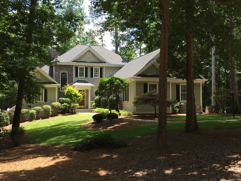 Ideal rental for The Masters, vacation rental in Eatonton