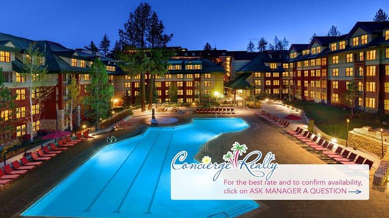 Marriott's Timber Lodge, Lake Tahoe, vacation rental in South Lake Tahoe