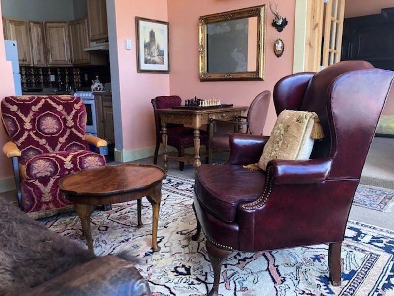 Historic Silverton Lodge: Teddy Roosevelt Grande Suite, vacation rental in Silverton