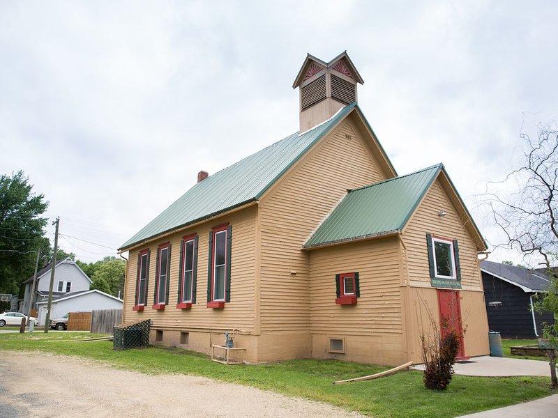 The Old Church Inn La Farge! La Farge, Wisconsin, alquiler de vacaciones en Soldiers Grove