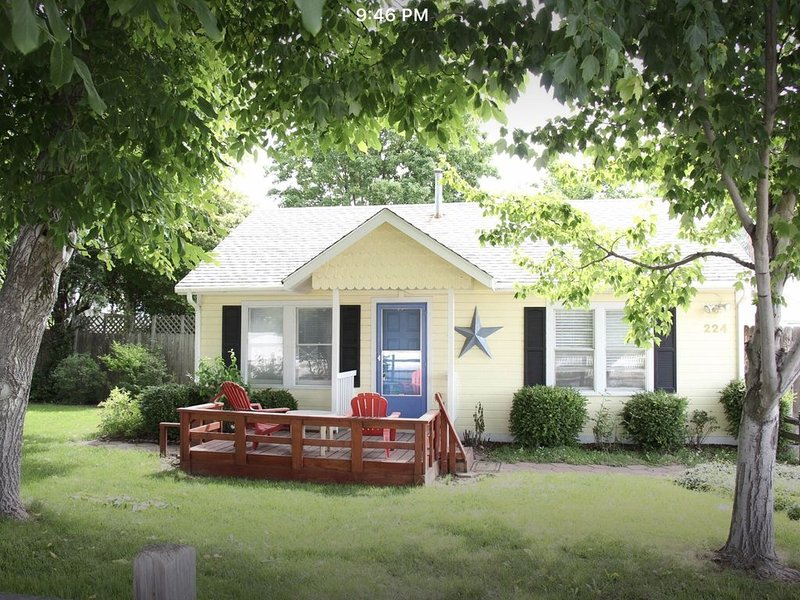 Star Cottage Near Downtown, holiday rental in Star
