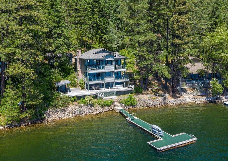 Spirit Lake House..., aluguéis de temporada em Elk