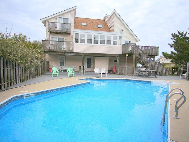Amazing views ocean views! sleeps 20, pool and pool table!, alquiler de vacaciones en Virginia Beach