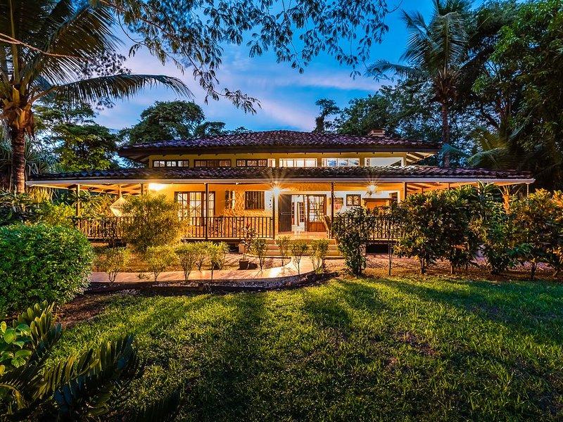 Brand new listing!: Private tropical paradise in Playa Grande, holiday rental in Playa Grande