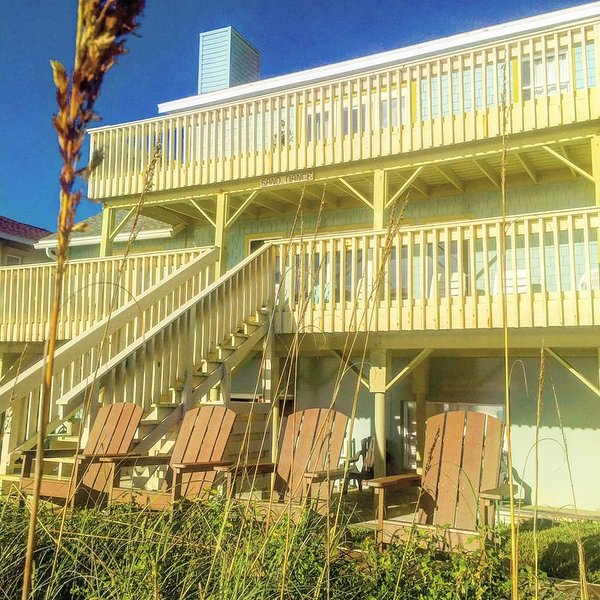Sand Dance Beach Front Vacation Home, holiday rental in Ponte Vedra Beach