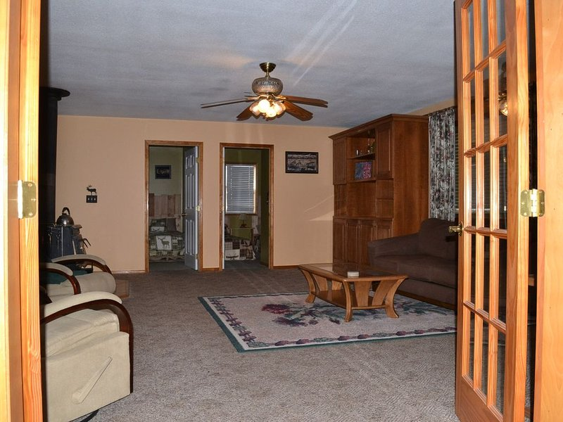 The whole house is yours!, holiday rental in Riverside