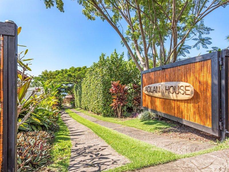 'Aolani House' Resort Style Home, aluguéis de temporada em Holualoa