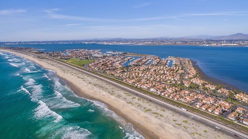 Coronado Panoramic Ocean View, location de vacances à Coronado