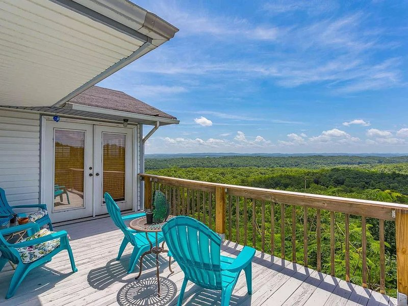 Viewtopia - Amazing Views, vakantiewoning in Chickamauga