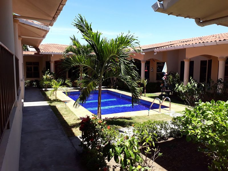 2Bd/2Bth In Secure, Gated, Beautiful Expat Community with 2 Pools, vacation rental in Boca Chica
