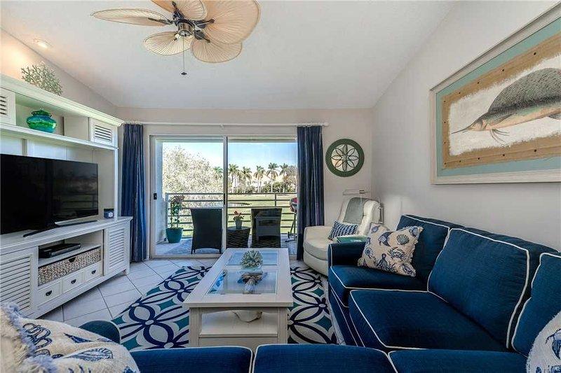 Vista Verde West 231, 2 Bedrooms, Pool Access, WiFi, Spa, Sleeps 4, holiday rental in Tierra Verde