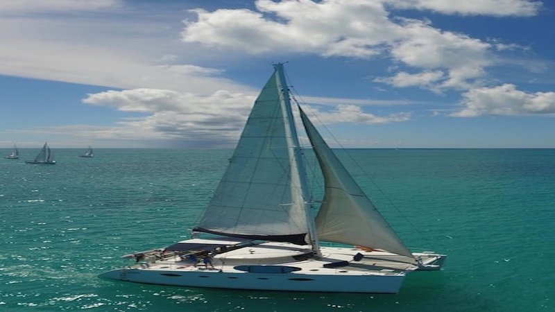 Catamaran Charters Ultimately Luxury at an affordable price, holiday rental in Benner