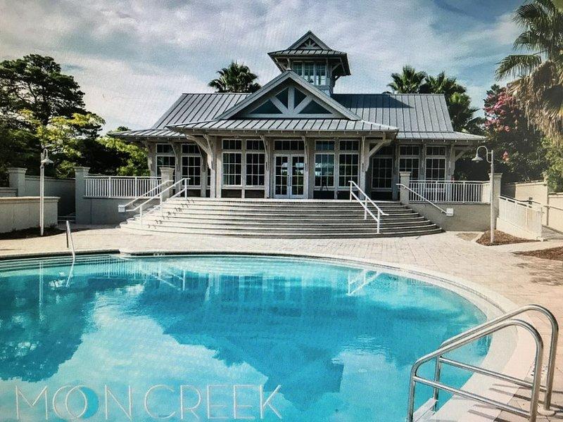 Grande Pointe Inlet Beach, 4BR 3.5BA, 2 Master Suites, 2 Living Areas, 2210 ft, alquiler de vacaciones en Ebro