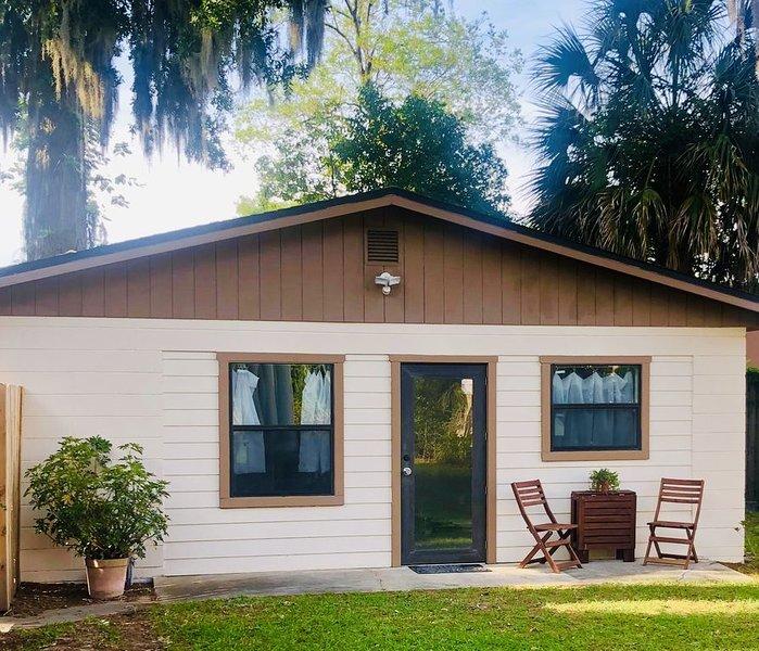 A private apartment for a vacation or work, aluguéis de temporada em Orange Park