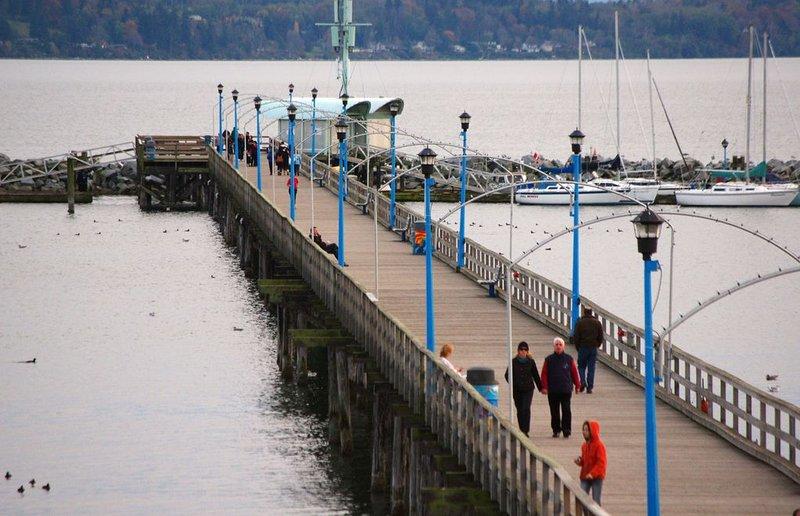 White Rock Pier- 7.3 km away