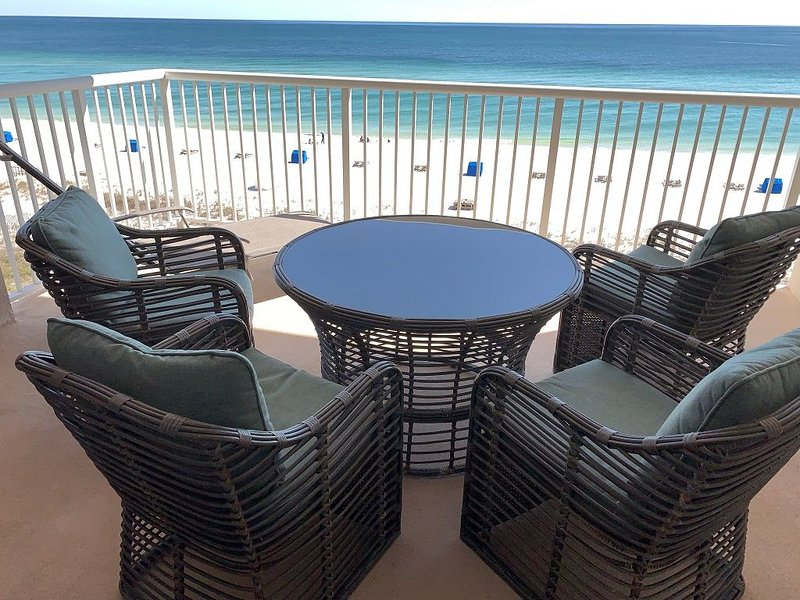 Beachfront Condo - Rental includes Ground Floor Storage for Beach Gear, holiday rental in Pensacola