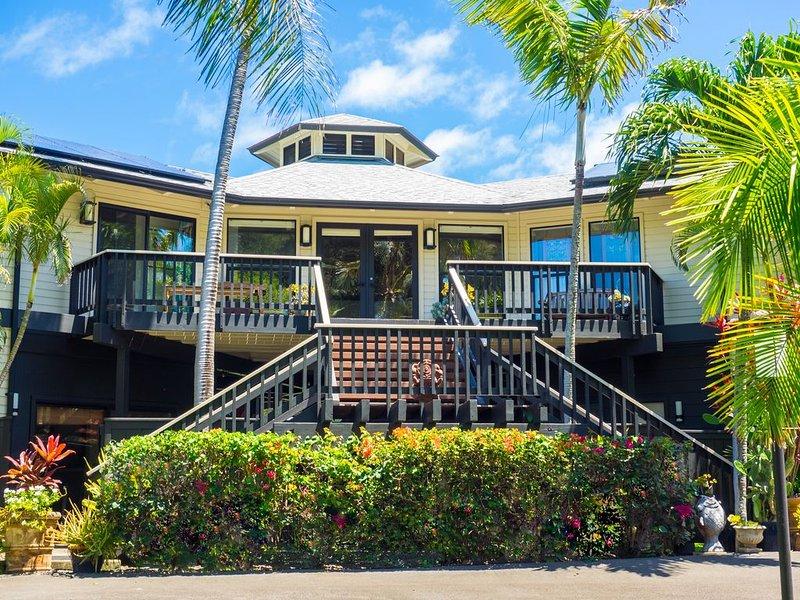 The Friendliest Beach on Maui. Kite, Windsurf, SUP, Swim or Chill! Permitted., aluguéis de temporada em Spreckelsville