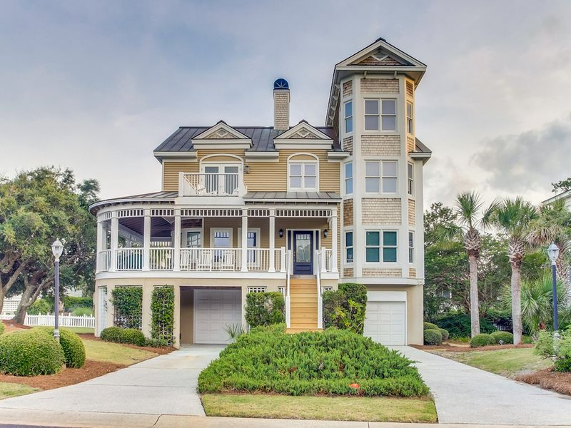 DeBordieu Home LegaSea Spectacular porches  Close to Beach, holiday rental in Georgetown