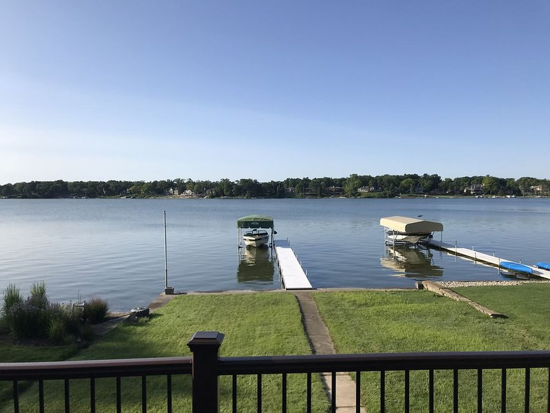 Lakefront Home On All Sports Cass Lake, holiday rental in Milford