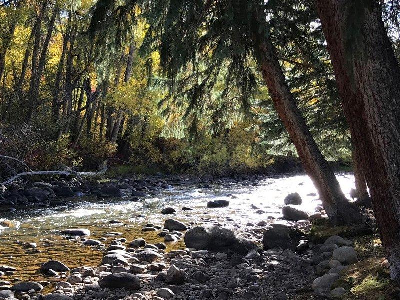 Clear Water Cabins - Bear Cabin, casa vacanza a Meredith
