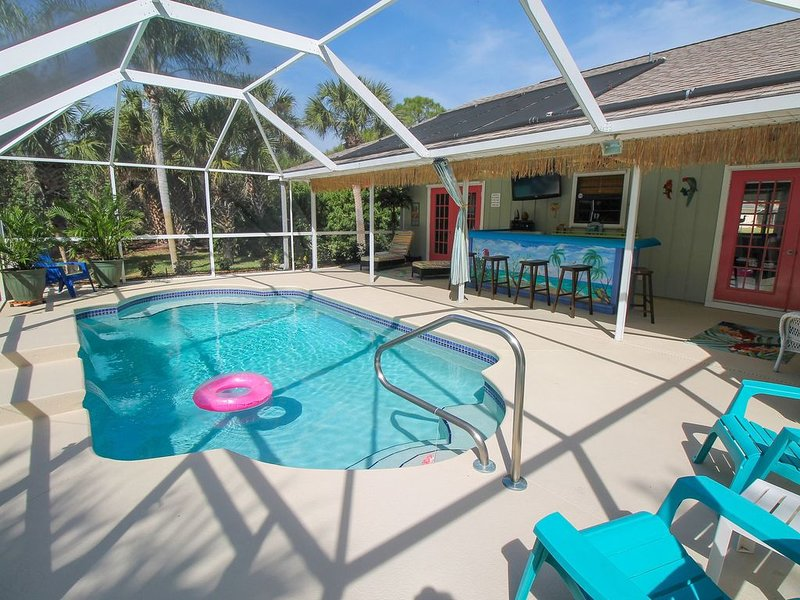 3/3 Private Pool, Pet Friendly Home, holiday rental in Sebastian