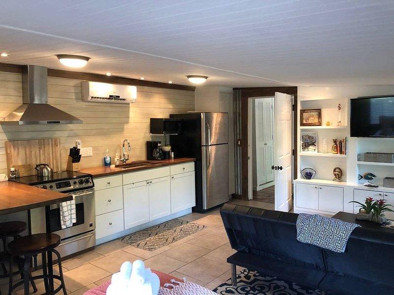 Island Hideout (2 Queen Beds), alquiler vacacional en Fenwick Island