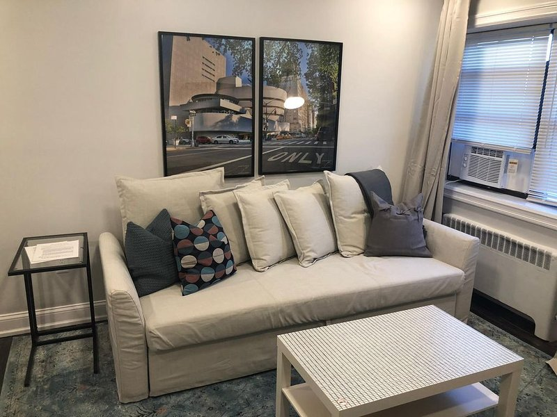 1631 5A · Convenient 3bed Apt/20 min to NYC-Parking Avail., holiday rental in Secaucus